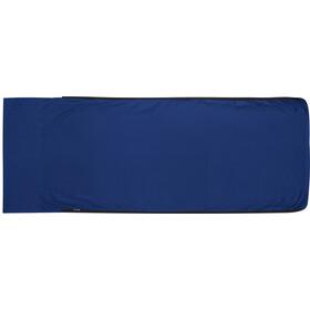 Sea to Summit Silk Stretch Spodenki rowerowe Traveller z miejscem na poduszkę, navy blue